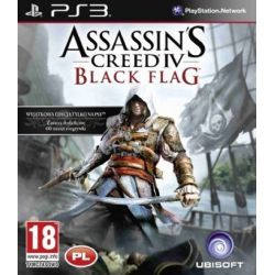 Assassin's Creed IV Black Flag The Buccaneer Edition (PS3) DVD Blu-Ray