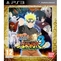 Naruto Shippuden: Ultimate Ninja Storm 3 Full Burst (PS3) Blu-ray Disc