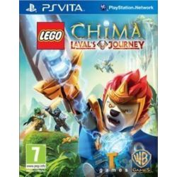 LEGO: Legends Of Chima: Wyprawa Lavala (PSV) PSV Card