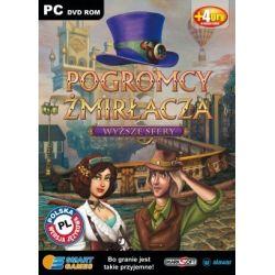 Pogromcy Żmirłacza: Wyższe Sfery (PC) DVD