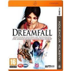 Dreamfall (Pomarańczowa Kolekcja Klasyki) (PC) DVD