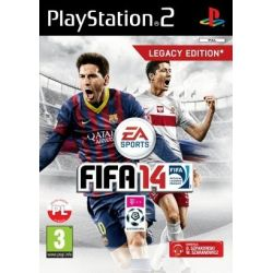 FIFA 14 (PS2) DVD