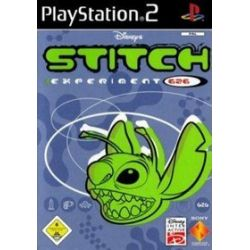 Stitch: Experiment 626 (PS2) DVD