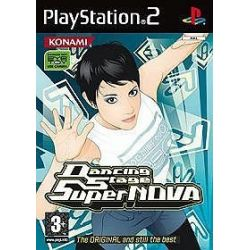 Dancing Stage SuperNOVA (PS2) DVD