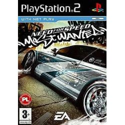 Need For Speed: Most Wanted (PS2) DVD