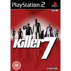 Killer 7 (PS2) DVD
