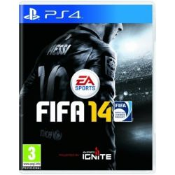 FIFA 14 (PS4) Blu-ray Disc