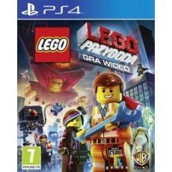 Lego Przygoda Gra Video (PS4) Blu-ray Disc