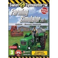 Farming Simulator 2011 - Maszyny klasyczne (PC) DVD