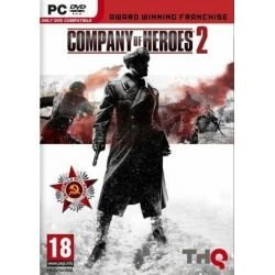 Company Of Heroes 2: Red Star Edition (PC) DVD