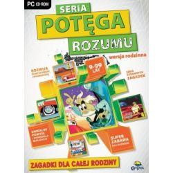 Potęga Rozumu: Zagadki Dla Całej Rodziny (PC) CD-ROM