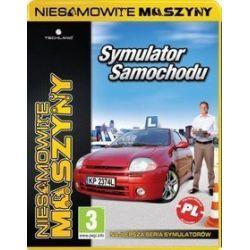 Niesamowite Maszyny - Symulator Samochodu (PC) CD-ROM