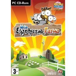 Moja Egzotyczna Farma 2010 (PC) CD-ROM