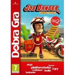 Dobra Gra - Joe Danger Mega Pack DVD