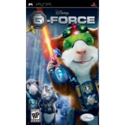 G-Force Essentials (PSP) UMD Video