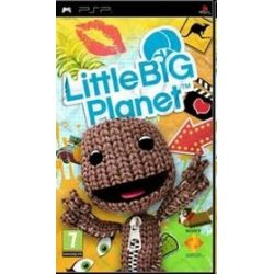 Little Big Planet Essentials (PSP) UMD Video