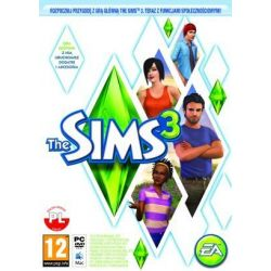 The Sims 3 (PC/MAC) DVD