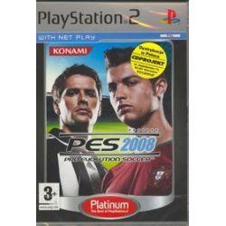 Pro Evolution Soccer 2008 [Platinum] DVD