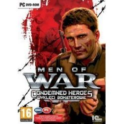 Men Of War: Wyklęci Bohaterowie (PC) DVD