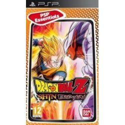 DragonBall Z: Shin Budokai Essentials UMD Video