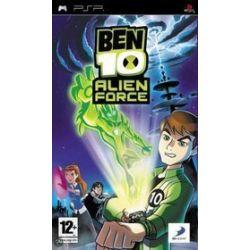 Ben 10: Alien Force Essentials (PSP) UMD Video
