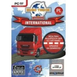 Euro Truck Simulator: International (PC) DVD