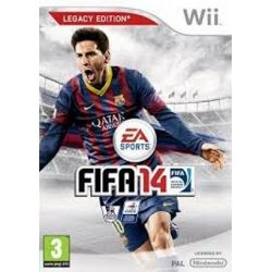 FIFA 14 (Wii) DVD