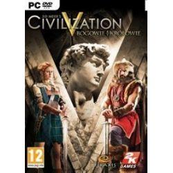 Civilization V: Bogowie i Królowie (PC) DVD