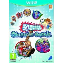 Family Party 30 Great Games: Obstacle Arcade (WiiU) DVD