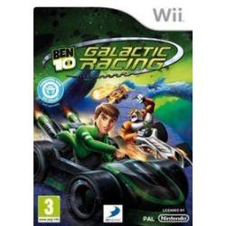 Ben 10: Galactic Racing (Wii) DVD
