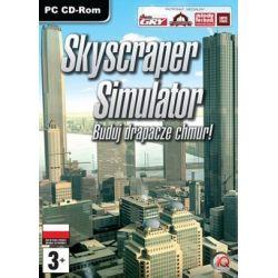 Skyscraper Simulator PL (PC) CD-ROM