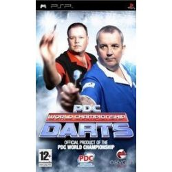 PDC World Championship Darts (PSP) Sony PSP