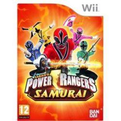 Power Rangers: Samurai (Wii) DVD