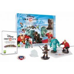 Zestaw startowy Disney Infinity (Wii) DVD