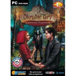 Okrutne gry: Czerwony Kapturek (PC) DVD