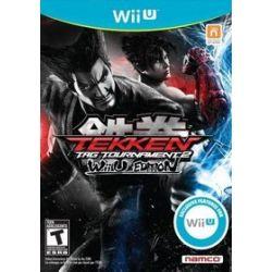 Tekken Tag Tournament 2 (WII U) DVD
