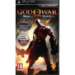 God of War: Ghost of Sparta Essentials (PSP) UMD Video
