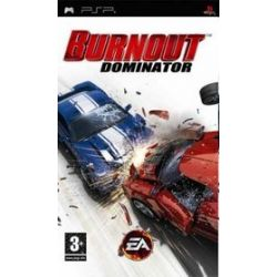 Burnout: Dominator Essentials (PSP) UMD Video