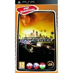 Need For Speed: Undercover Essentials (PSP) UMD Video