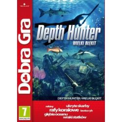 Dobra Gra - Depth Hunter: Wielki Błękit (PC) DVD