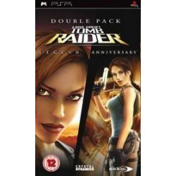 Tomb Raider: Anniversary & Legend Double Pack (PSP) UMD Video