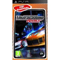 Need For Speed: Underground Rivals Essentials (PSP) UMD Video
