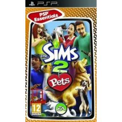 The Sims 2: Zwierzaki Essentials (Sims 2 Pets) (PSP) UMD Video