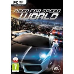 Need For Speed: World (PC) produkt