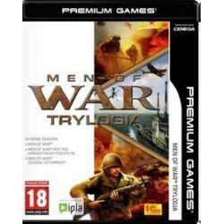 Men Of War: Trylogia (Premium Games) (PC) DVD