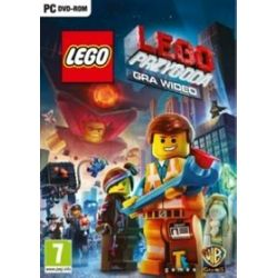 Lego Przygoda Gra Video (PC) DVD