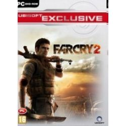 Far Cry 2 (Ubisoft Exclusive) (PC) DVD