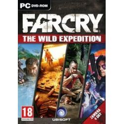 Far Cry: The Wild Expedition (PC) DVD