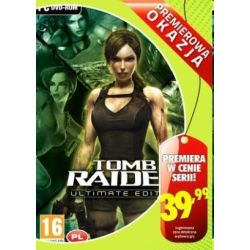 Tomb Raider: Ultimate Edition (Premierowa Okazja) (PC) DVD
