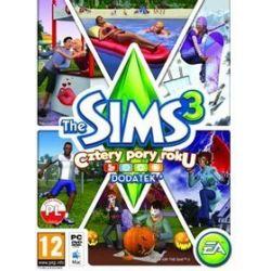 The Sims 3: 4 Pory Roku (dodatek) DVD